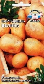 Картофель Велина  (СеДек)