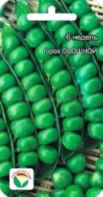 Горох 6 недель (Сибирский сад)