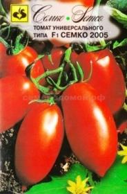 Томат Семко-2005 F1  (Семко)